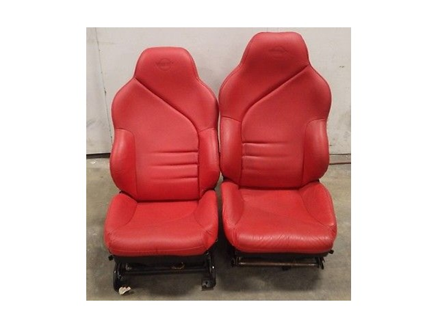 Corvette For Sale >> 1994-1996 Corvette Sport Seats Red OEM Complete Drivers/Passenger Powered in Farmington, UT ...
