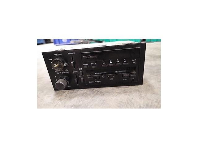 1984-1989 C4 Corvette Bose Radio Stereo Cassette OEM ...