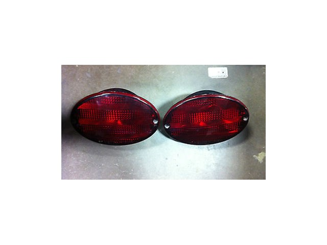 1997-2004 C5 Chevrolet Corvette Right and Left Tail Lights #16523630