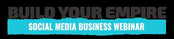 Social Media Business Webinar - $1 Trial