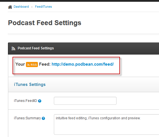 Submitting My Podcast to iTunes | Podbean Support