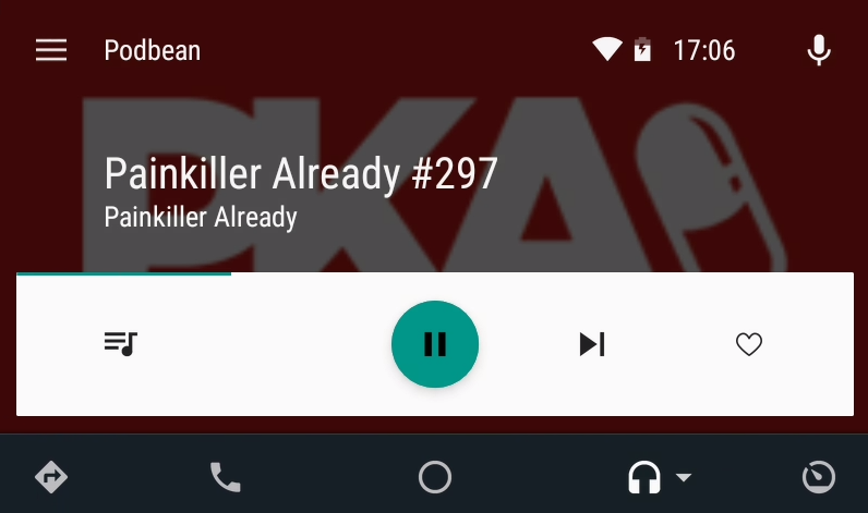 How the Podbean App Works on Android Auto | Podbean Support