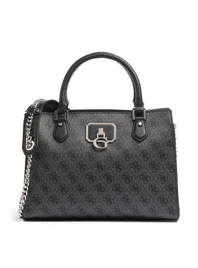 GUESS Guess alisa satchel  Borse | HWSG8123060COAL