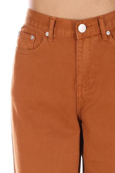 GLAMOROUS Pantalone ampio Glamorous  Pantaloni   EA0445RUST