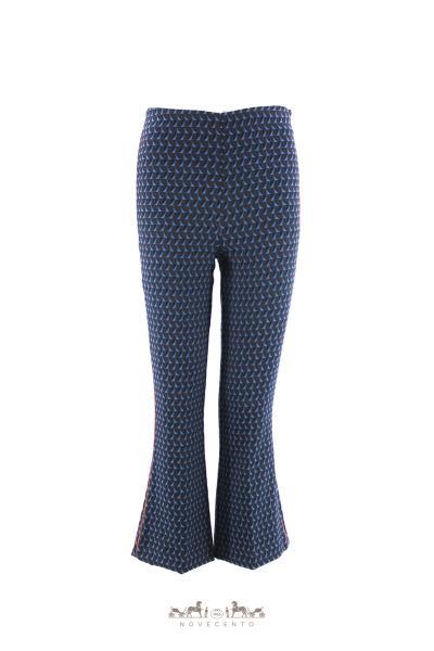 HANITA pantalone jacquard  Pantaloni | H.P963.25662566