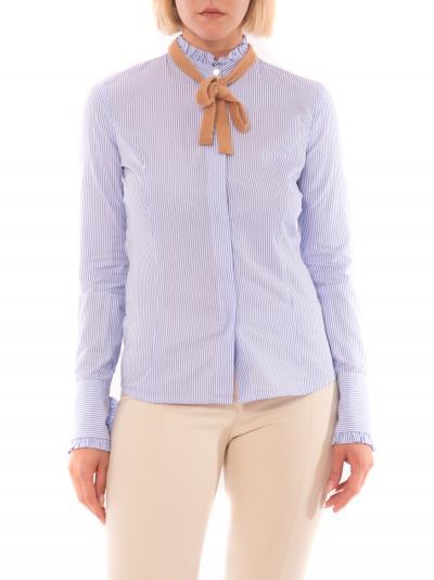 ALESSIA SANTI camicia in cotone  Camicie   SD45023029140-01