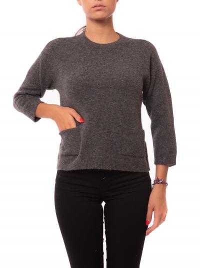 ALESSIA SANTI maglia con taschini  T-shirt   SD53015S3003