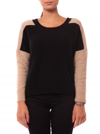 ALESSIA SANTI Maglia in lana  T-shirt   SD53017029015-02