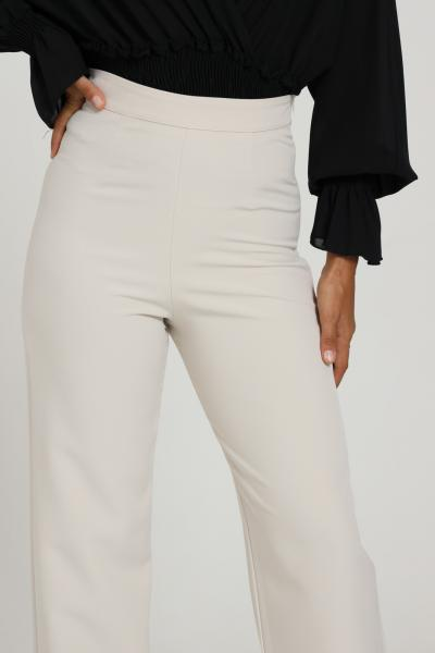 Pantalone Con Zip Laterale   Pantaloni   NEVADAPANNA