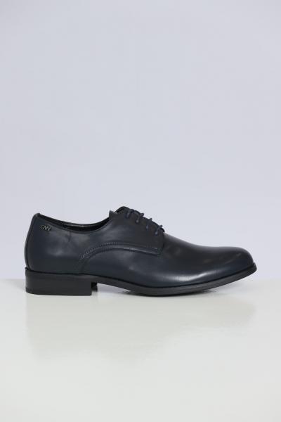 GIAN MARCO VENTURI Scarpa Elegante Con Lacci Al0032  scarpe   AL0032NAVY