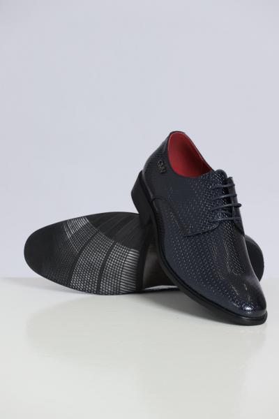 Scarpa Elegante Traforata Al0037  scarpe   AL0037NAVY