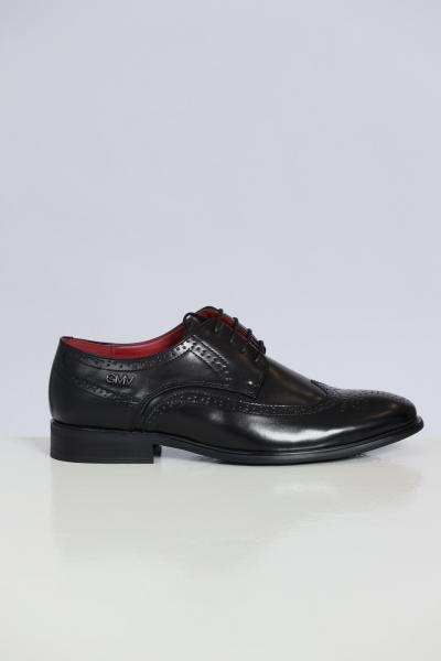 Scarpa Elegante Con Stringhe  scarpe   AL0038NERO