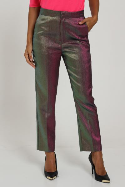 ISABELLE BLANCHE Pantalone satinato  Pantaloni | IS20FW-P223619