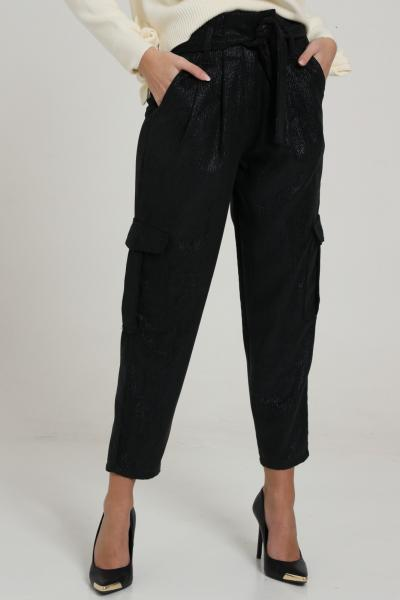 KOSTUMN1 Pantalone Con Cintura In Vita Kostumn  Pantaloni | KI20167ASFALTO