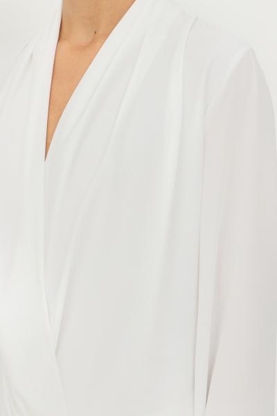 ADDICTED Body panna addicted in tinta unita con polsini elastici  Body | BY41-21PANNA