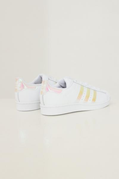 ADIDAS Sneakers superstar donna bianco adidas con glitter  Sneakers   FV3139J.