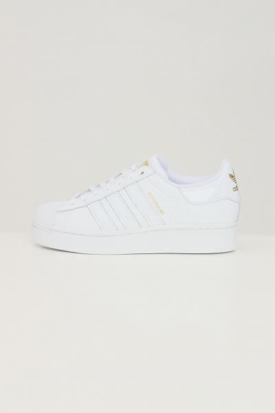 Sneakers superstar bold donna bianco   Sneakers | FV3334XXFTWWHT/FTWWHT