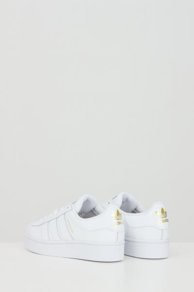 ADIDAS Sneakers superstar bold donna bianco adidas  Sneakers   FV3334XXFTWWHT/FTWWHT