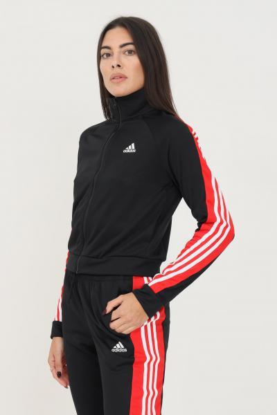 ADIDAS Tuta adidas sportswear teamsport donna nero  Tute | GT3705.