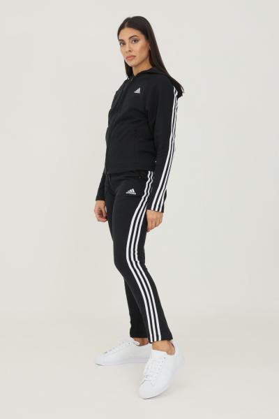 ADIDAS Tuta sportswear energize donna nero adidas  Tute | GT3706.