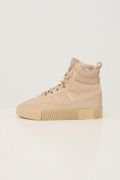 ADIDAS Sneakers samba alte donna beige adidas  Sneakers | GZ8106.