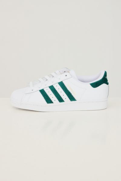 ADIDAS Sneakers superstar j unisex bianco adidas  Sneakers | H03976J.
