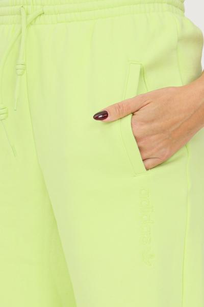 ADIDAS Pantaloni donna lime adidas con ricamo logo  Pantaloni | H33331.