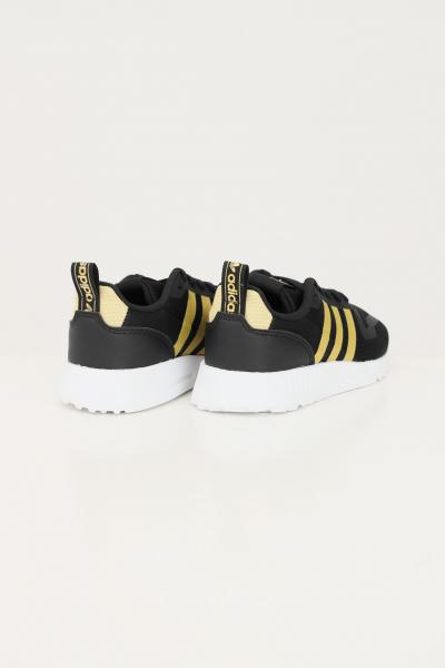 ADIDAS Sneakers multix bambino unisex nero adidas  Sneakers | Q47139.