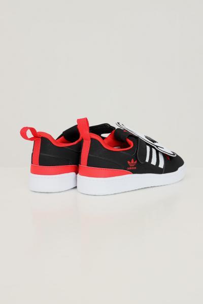 ADIDAS Scarpe disney forum 360 bambino unisex nero adidas  Sneakers | S29236.