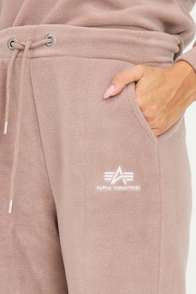 ALPHA INDUSTRIES Pantaloni donna terra alpha industries modello casual con elastico in vita  Pantaloni | 118070416