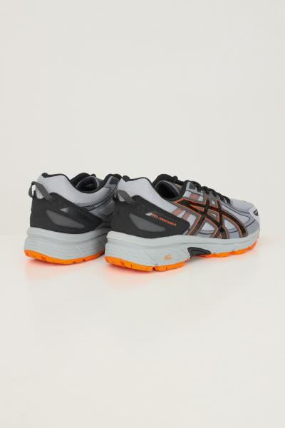 ASICS Sneakers gel venture 6 uomo grigio asics con inserti in tessuto  Sneakers   1201A366-022022