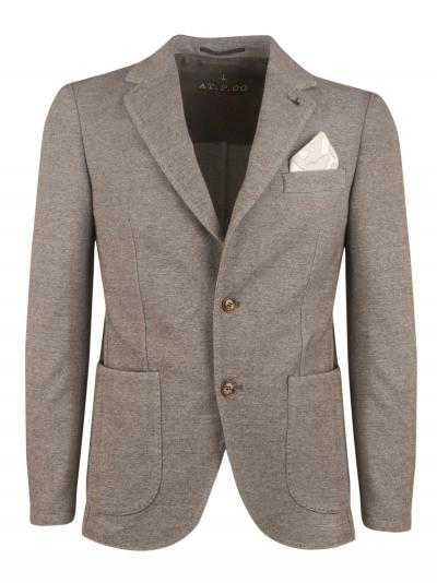 AT.P.CO. Pantalone slim fit in velluto  Giacche   ALAN60IJR006270