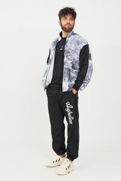 AUSTRALIAN Tuta uomo australian modello casual felpa e pantaloni con stampa  Tute | SPUTU0003461V.004