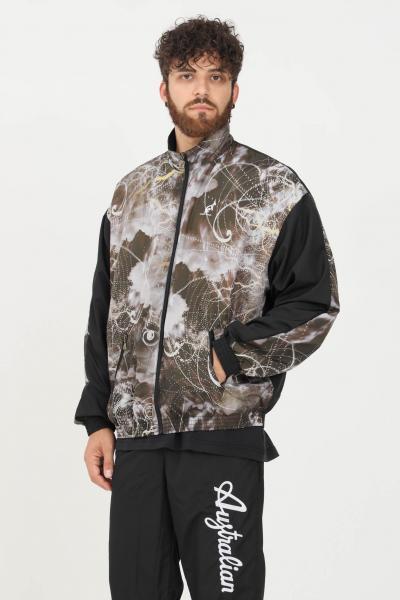AUSTRALIAN Tuta uomo australian modello casual felpa e pantaloni con stampa  Tute | SPUTU0003461-5V.005