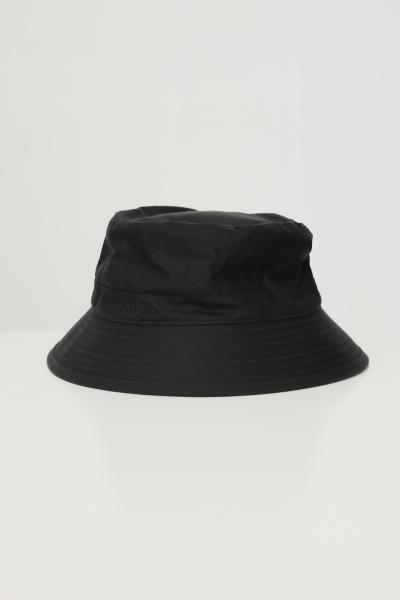 BARBOUR Bucket unisex nero barbour in tinta unita  Cappelli | 212-MHA0001MHABK91