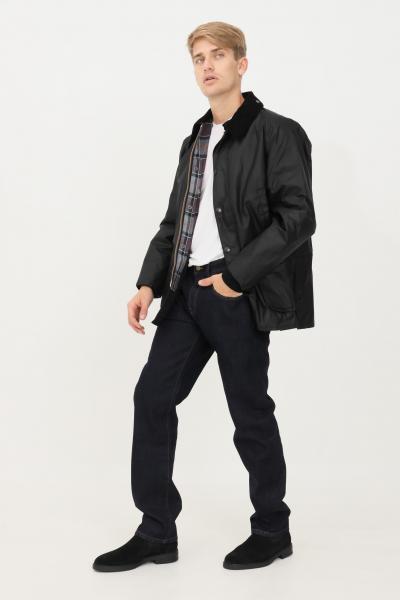 BARBOUR Jeans uomo blu barbour con zip e bottone  Jeans | 212-MTR0588MTRNY97