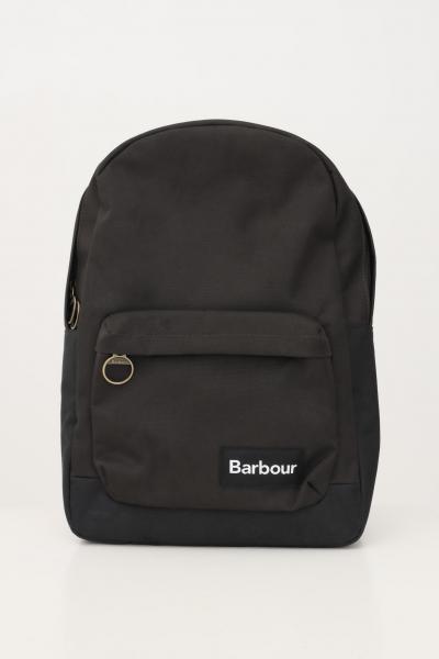 BARBOUR Zaino highfield canvas nero unisex barbour  Zaini | 212-UBA0421UBATN11