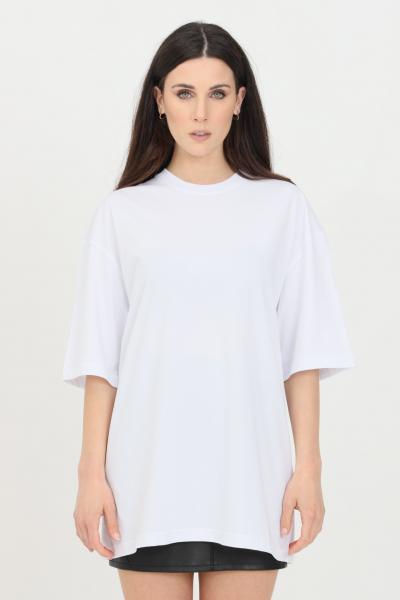 BASIC ONE T-shirt unisex bianco basic one a manica corta  T-shirt   BSC1T3BIANCO