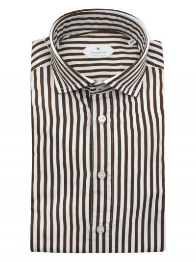 BASTONCINO Camicia fantasia vestibilita regular  Camicie | SARTB199602