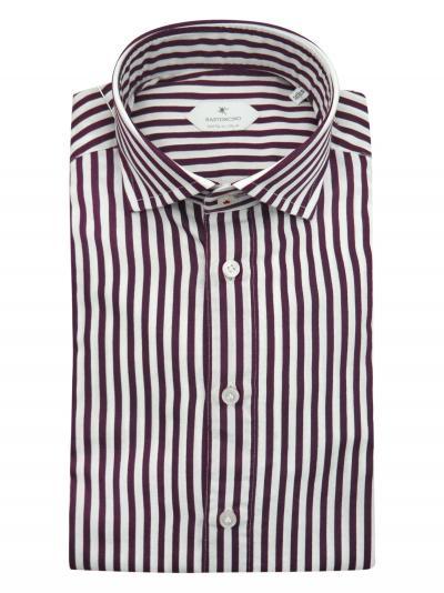 BASTONCINO Camicia fantasia vestibilita regular  Camicie | SARTB199603