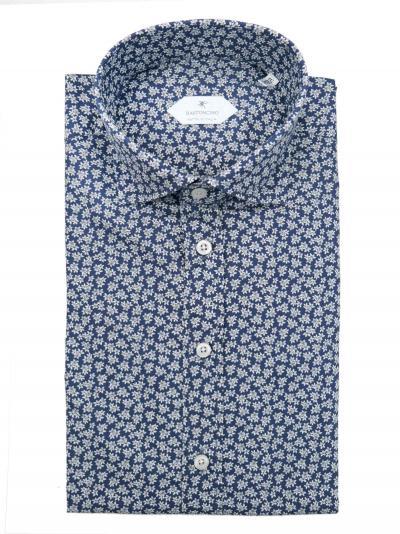 BASTONCINO Camicia fantasia vestibilita leggermente slim  Camicie | SIMO208701
