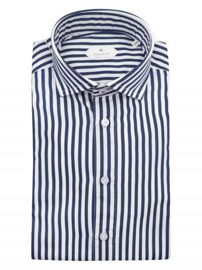 BASTONCINO Camicia fantasia vestibilita leggermente slim  Camicie | SIMOB199601