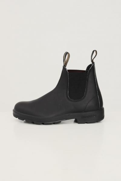 Stivaletti elastic sided boot unisex nero   Stivali | 212-510BC510