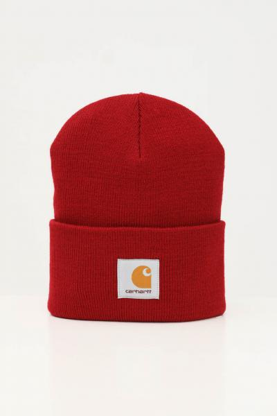 Cappello unisex bordeaux con logo frontale  Cappelli | I020222.060EU.XX