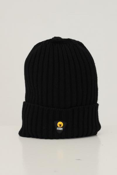 CIESSE Cappello unisex nero ciesse con patch logo frontale  Cappelli   194CPMA01068-A0120X201XXX