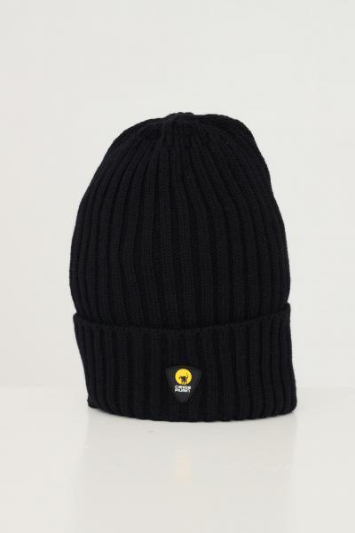 CIESSE Cappello unisex blu ciesse con patch logo frontale  Cappelli   194CPMA01068-A0120X396XXX