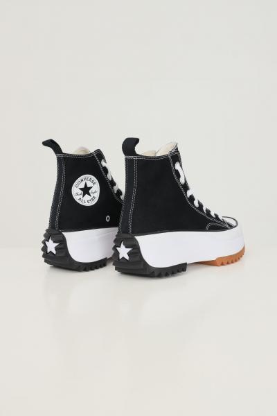 CONVERSE Sneakers run starhike hi donna nero converse  Sneakers   166800CC191