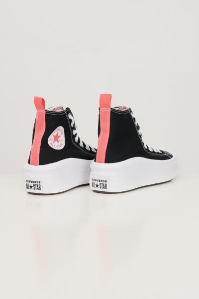 CONVERSE Sneakers ctas move hi donna blu converse con para alta  Sneakers | 271716C.