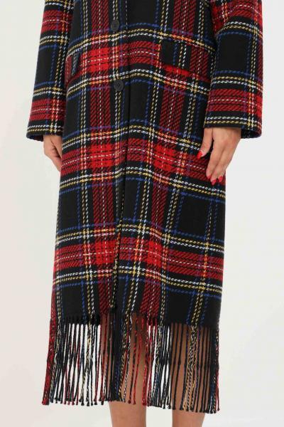 GAELLE Cappotto donna multicolor gaelle taglio lungo  Cappotti   GBD9818NERO