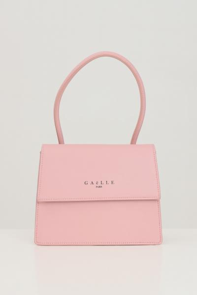 GAELLE Borsa donna rosa gaelle con tracolla in ecopelle  Borse | GBDA2605ROSA